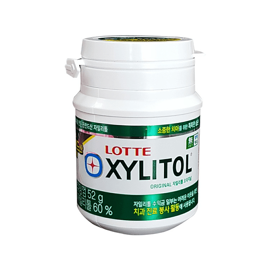 Chicle Xylitol en Pote