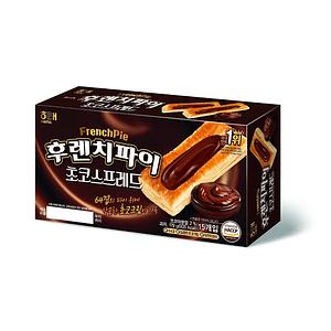 French Pie Chocolate