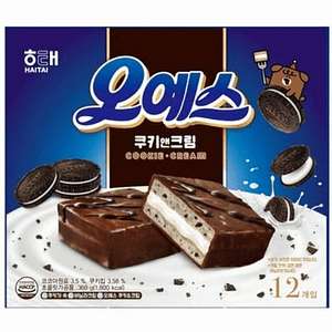 Queque Oh Yes Cookies & Cream
