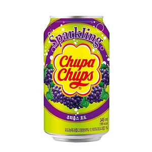 Bebida Chupa Chups Uva
