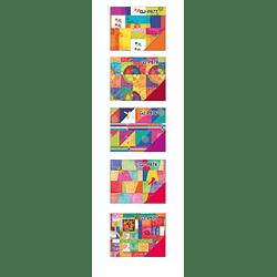 Papel de Regalo Diseño Coreano