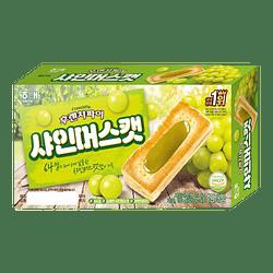 French Pie Uva Verde