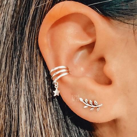 Ear cuff Estrella Minimal