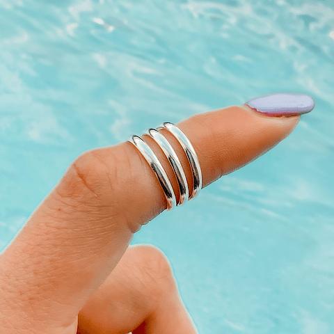 Midi Ring Triple