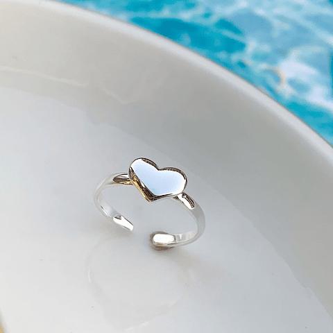 Midi Ring Corazón