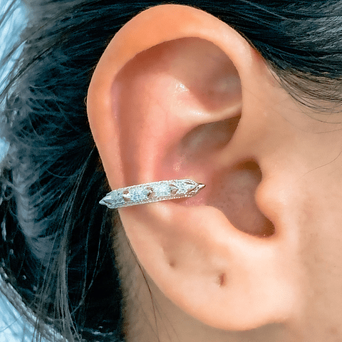 Ear Cuff Queen Chic Sublime