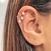 Ear Cuff Estrellas Tres Marias
