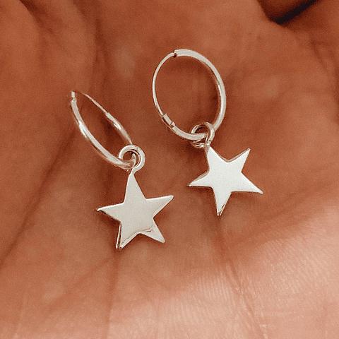 Argollas Estrellas de los Milagros