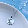 Collar Luna Mándala