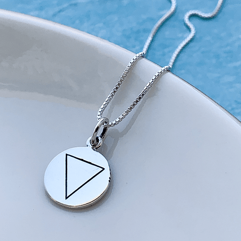 Collar Elemento Agua (reversible)