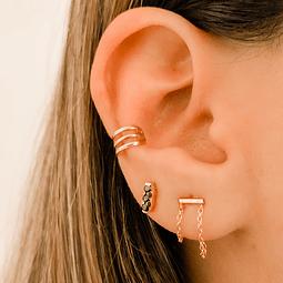 Ear Cuff Chic Gold