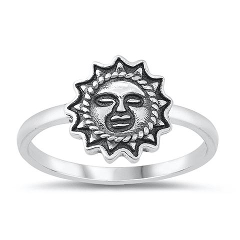Anillo Sol Celestial