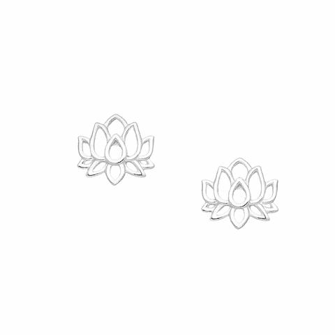 Aros Flor de Loto sublime