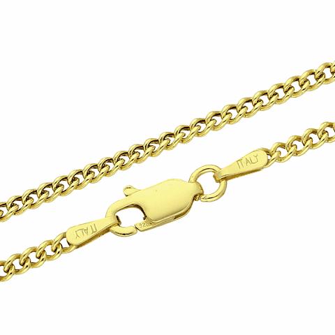 Collar Paris Gold Chunky