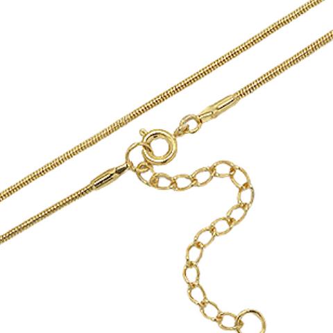 Collar New York Gold