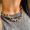 Collar Paris Rebel Gold