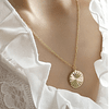 Collar Powefull Gold