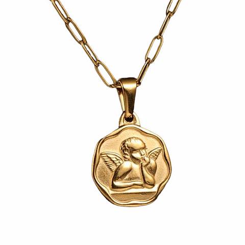 Collar Angelito Gold