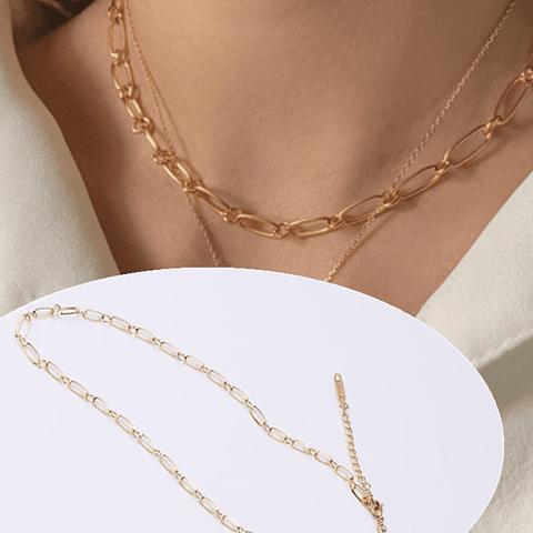 Collar Sweet Chic Gold
