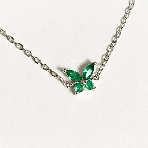 Pulsera Mariposa Minimal Shine