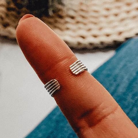 Anillo Midi Ring Girl Power