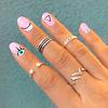 Anillo Midi Ring Queen