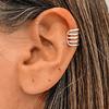 Aros Ear Cuff Girl Power