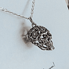 Collar Catrina Calavera (hand made)