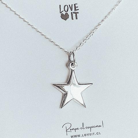 Collar Estrella de los Milagros