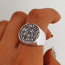 Anillo Tetragrammaton de la Protección