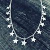 Collar Estrellas Constelación