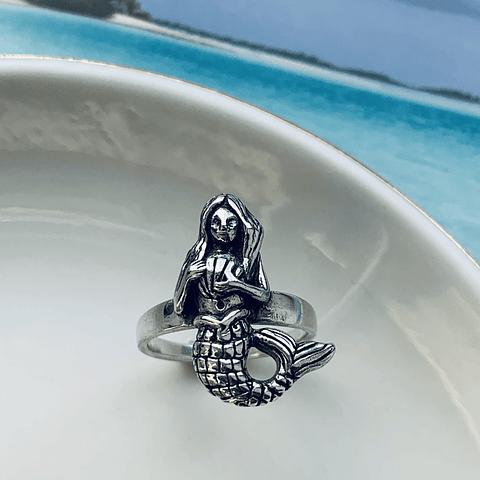 Anillo Sirena Protectora