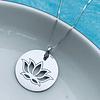 Collar Flor de loto Mamá