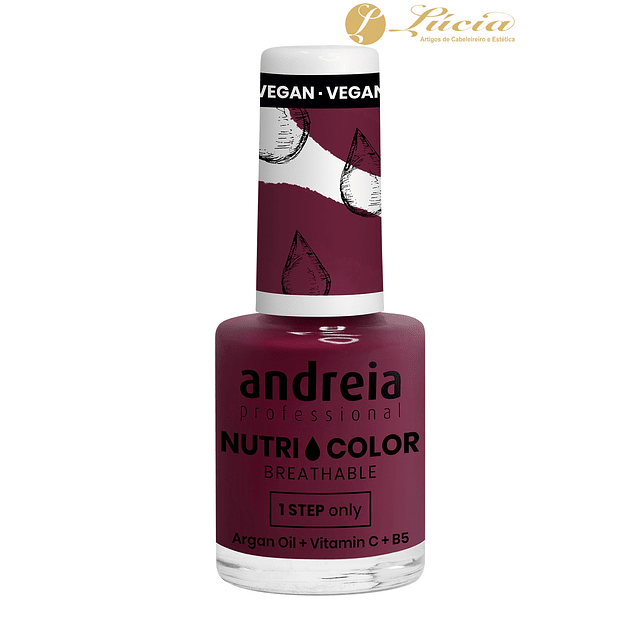 Andreia Verniz Nutricolor 23