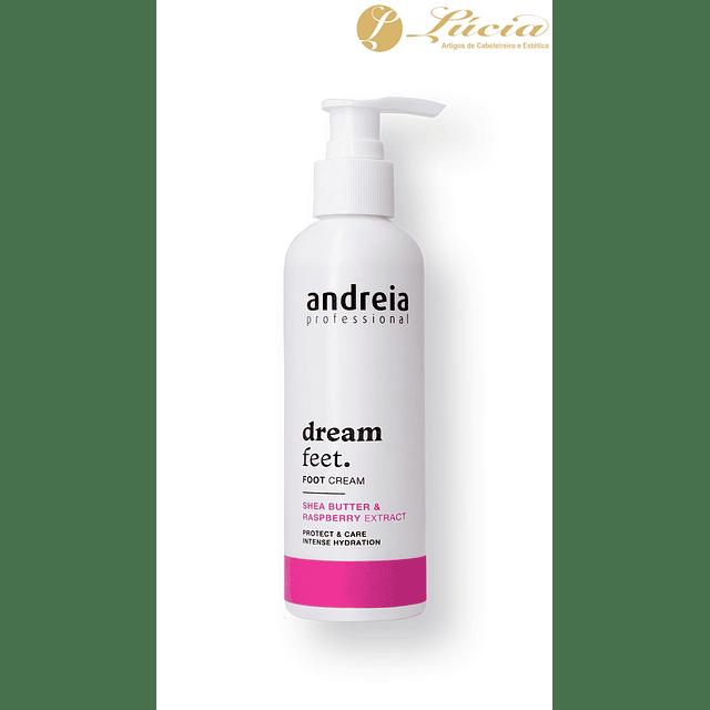 Dream Feet - Creme Hidratante de pés 200ml