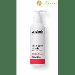 Princess Hands - Creme Hidratante de Mãos e Unhas 200ml