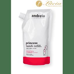 Princess Hands - Creme Hidratante de Mãos e Unhas 400ml