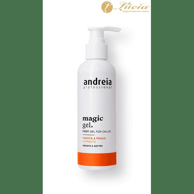 Magic Gel - Gel de Pés para Calosidades 200ml