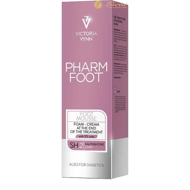 Pharm Foot - Foot Mousse