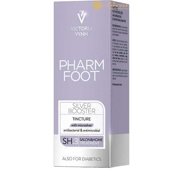 Pharm Foot - Silver Booster