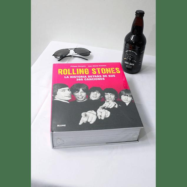 ROLLING STONES, LA HISTORIA DETRAS DE SUS 365 CANCIONES
