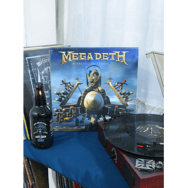 MEGADETH WARHEADS ON FOREHEADS BOX SET