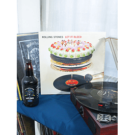 ROLLING STONES LET IT BLEED 50TH ANNIVERSARY EDITIOS BOX SET