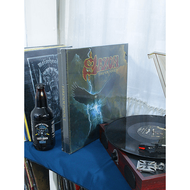 SAXON THUNDERBOLT SPECIAL EDITION BOX SET
