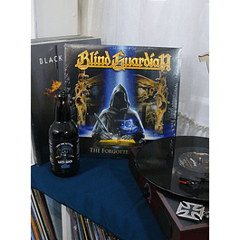 VINILO BLIND GUARDIAN THE FORGOTTEN TALES PICTURE VINYL