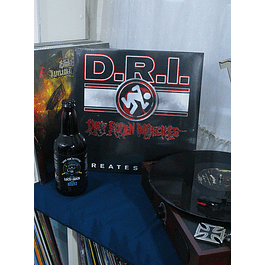 VINILO D.R.I. GREATEST HITS