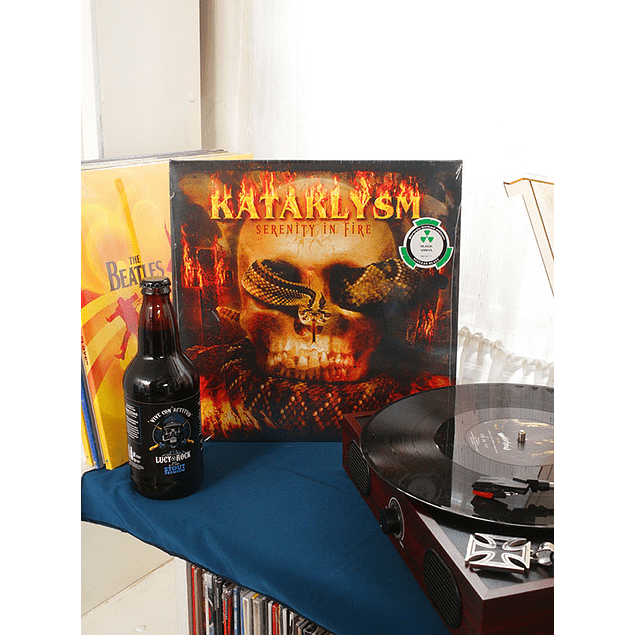 VINILO KATAKLYSM SERENITY IN FIRE