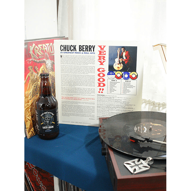VINILO CHUCK BERRY VERY GOOD