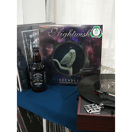 VINILO NIGHTWISH DECADES: LIVE IN BUENOS AIRES