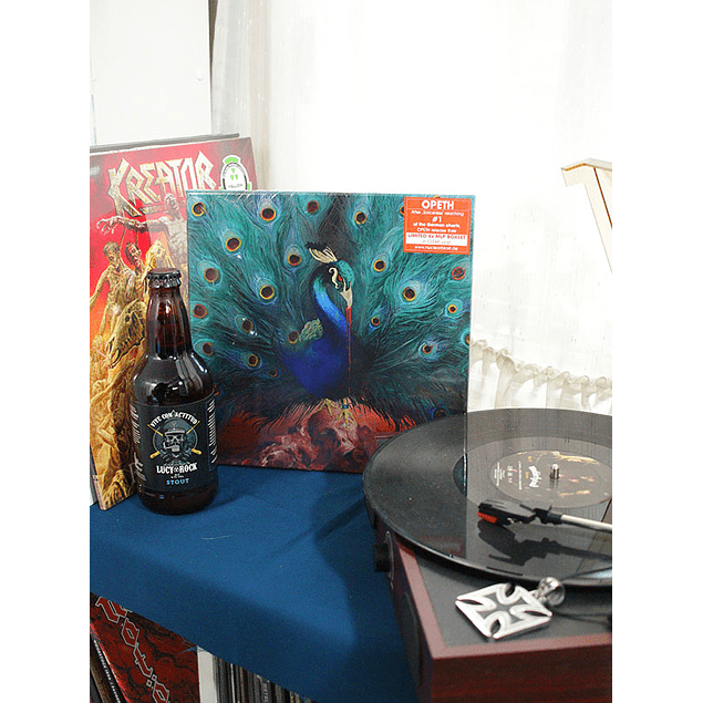 VINILO OPETH SORCERESS